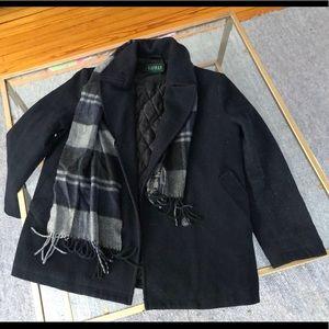 Ralph Lauren Wool Coast includes scarf